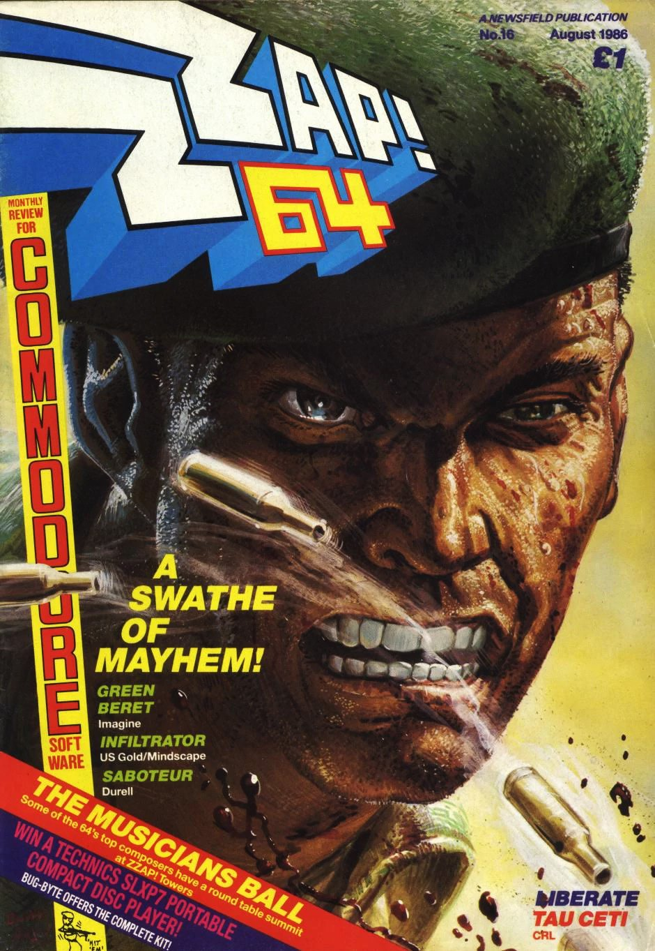 Zzap64 Issue 016