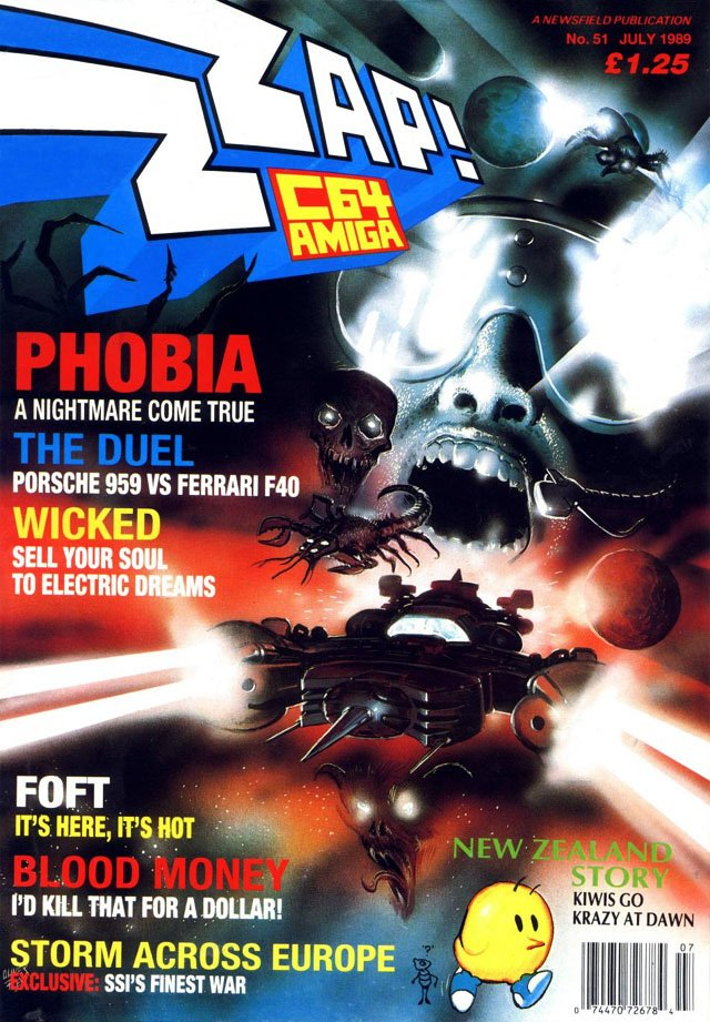 Zzap64 Issue 051
