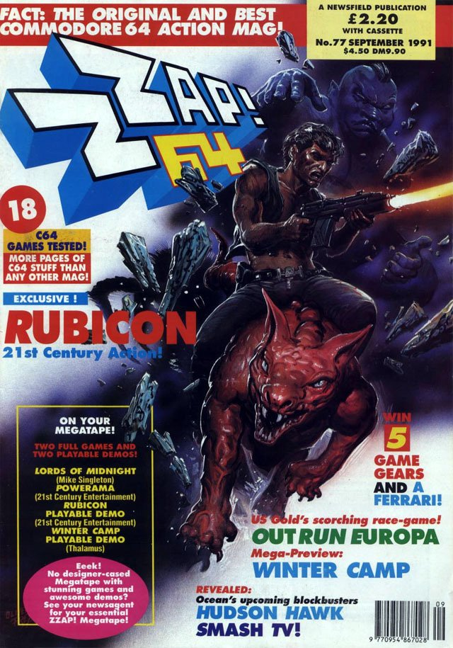 Zzap64 Issue 077