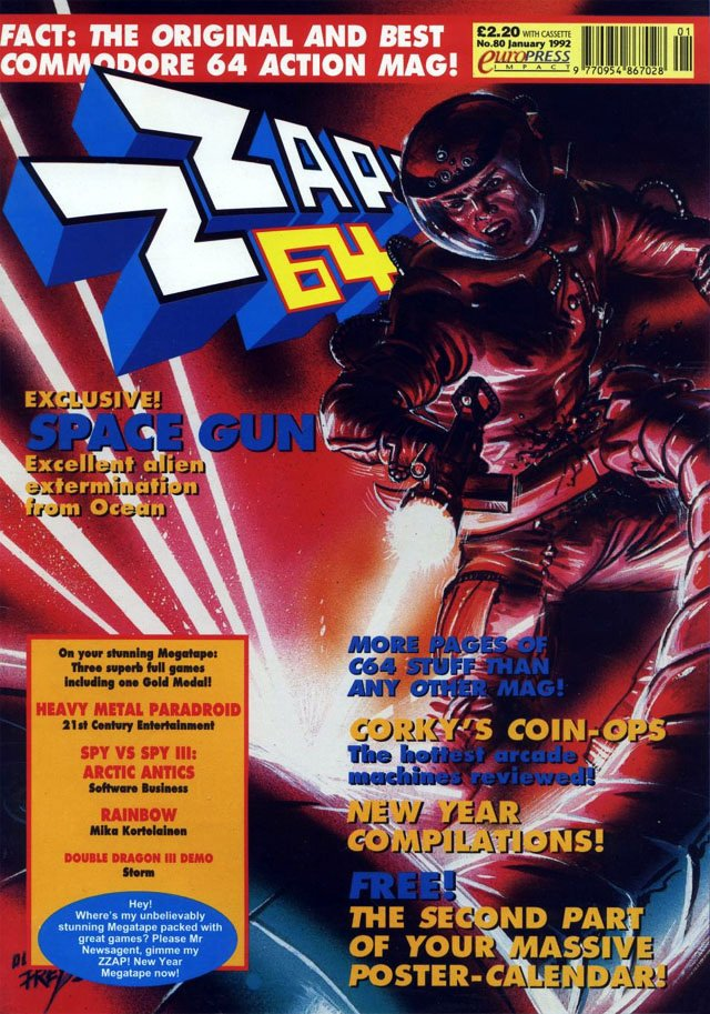 Zzap64 Issue 080