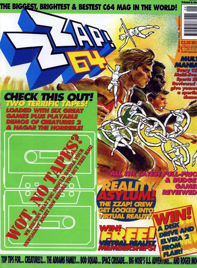 Zzap64 Issue 088
