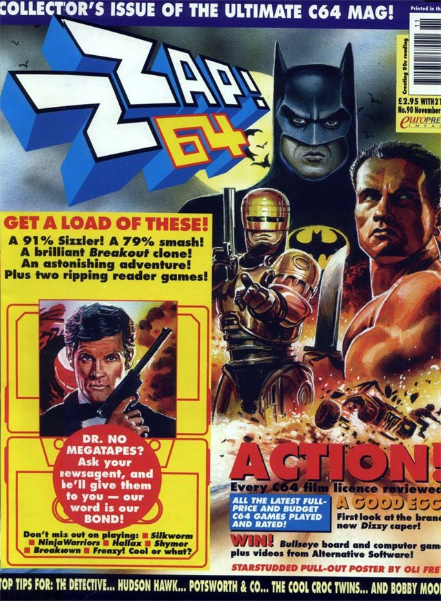 Zzap64 Issue 090
