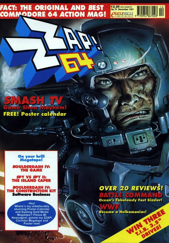 Zzap64 Issue 079