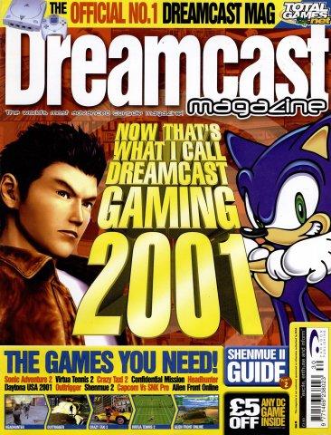 Dreamcast Magazine 30 (Christmas 2001)