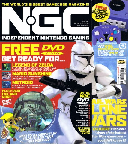 NGC Issue 070 (August 2002)