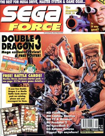 Sega Force 14 (February 1993)