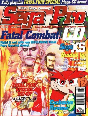 Sega Pro