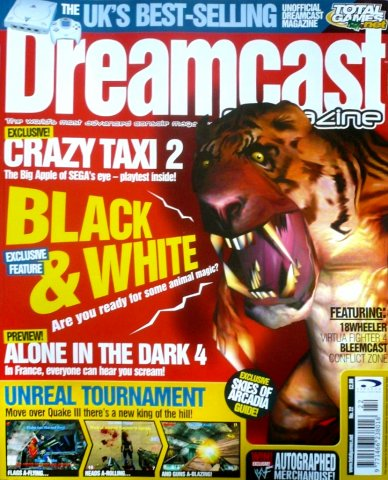 Dreamcast Magazine 22 (May 2001)