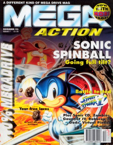 Mega Action 07 (December 1993)