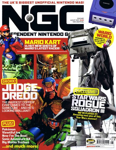 NGC Issue 083 (August 2003)