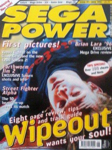 Sega Power Issue 79 (June 1996)
