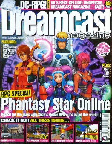 Dreamcast Magazine 15 (November 2000)