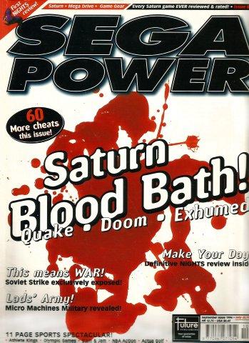 Sega Power Issue 83 (September 1996)