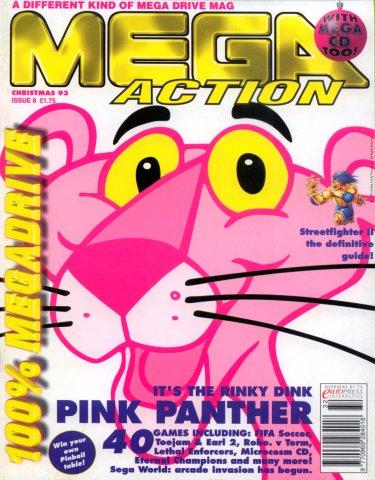 Mega Action 08 (Christmas 1993)