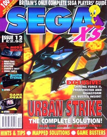 Sega XS Issue 12