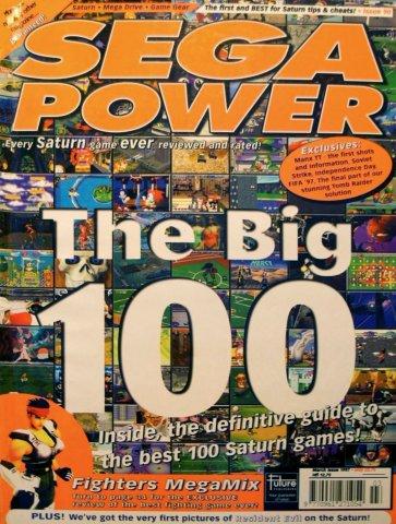 Sega Power Issue 90 (March 1997)