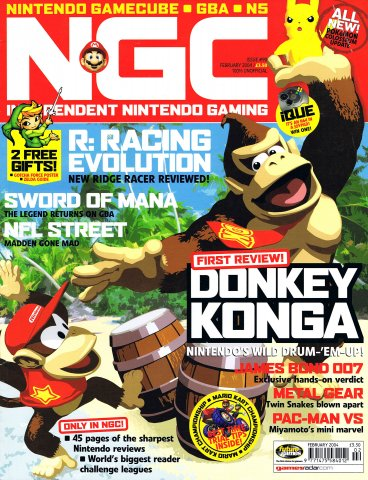 NGC Issue 090 (February 2004)