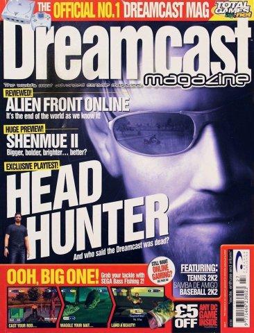 Dreamcast Magazine 27 (October 2001)