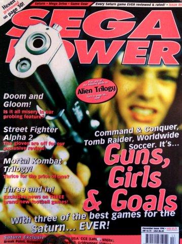Sega Power Issue 86 (December 1996)