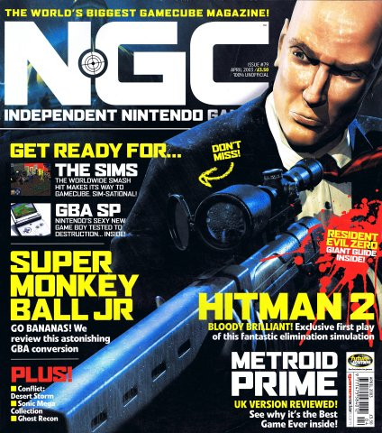 NGC Issue 079 (April 2003)