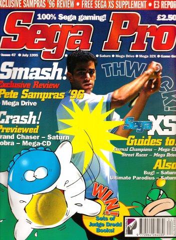Sega Pro 47 (July 1995)