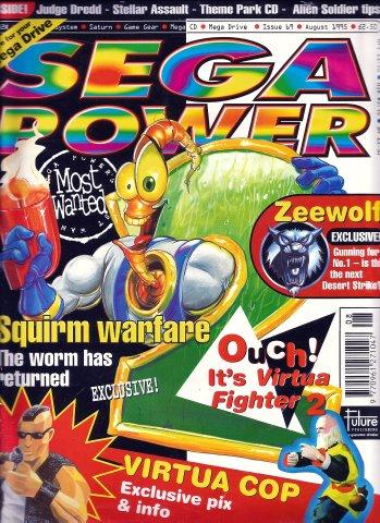 Sega Power Issue 69 (August 1995)