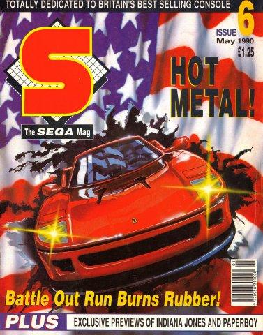 S: The Sega Magazine Issue 06 (May 1990)