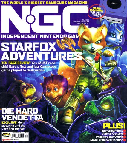 NGC Issue 074 (December 2002)