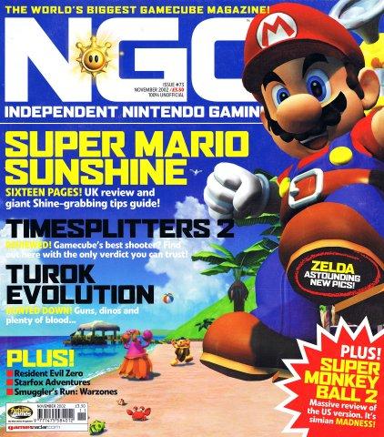 NGC Issue 073 (November 2002)