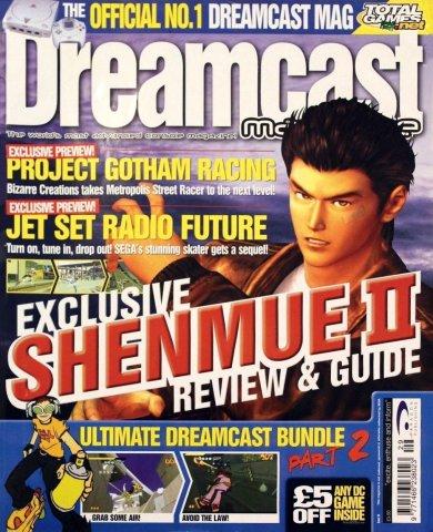 Dreamcast Magazine 29 (December 2001)
