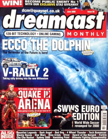 Dreamcast Monthly Issue 09 (June 2000)