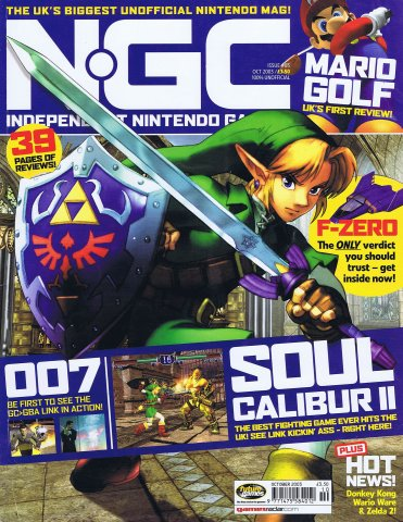NGC Issue 085 (October 2003)