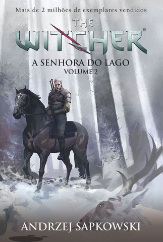 The Witcher: The Lady Of The Lake (Brazilian Edition Vol. 2)