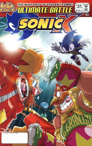 Sonic X 031 (May 2008)