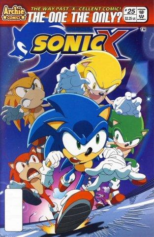 Sonic X 025 (November 2007)