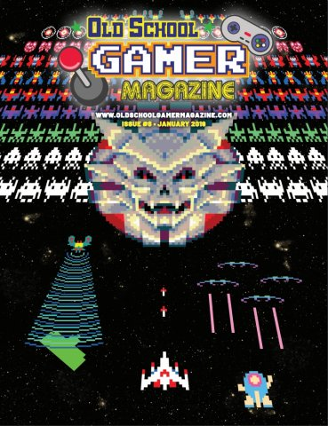 Old School Gamer Magazine Issue 08 (January 2019)