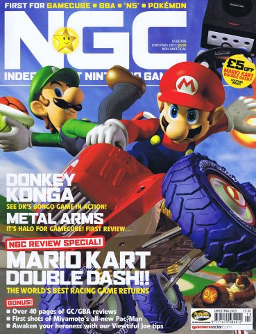 NGC Issue 088 (Christmas 2003)