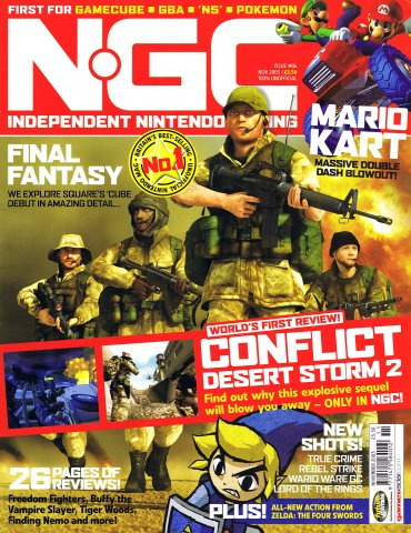 NGC Issue 086 (November 2003)
