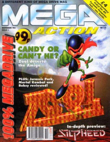 Mega Action 05 (October 1993)
