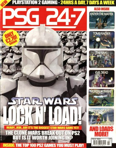 PSG 24-7 Issue 02 (January 2003)