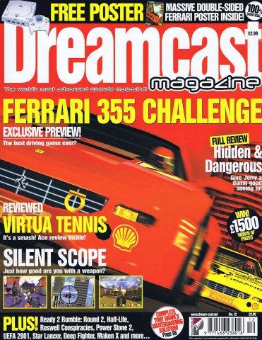 Dreamcast Magazine 12 (August 2000)