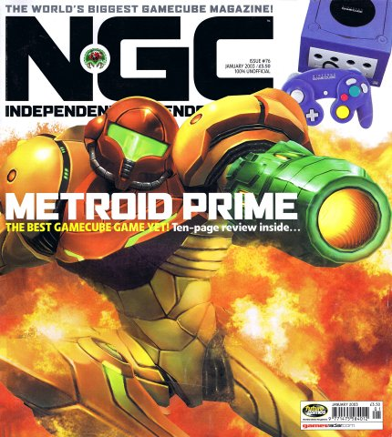 NGC Issue 076 (January 2003)