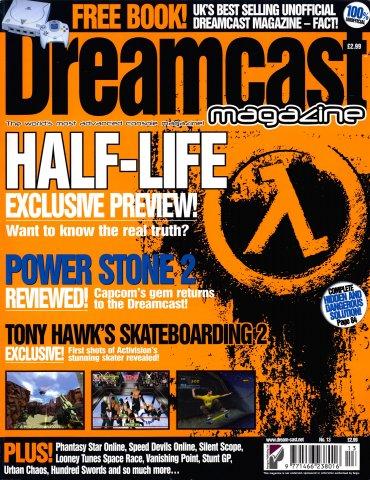 Dreamcast Magazine 13 (September 2000)