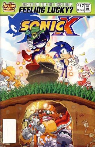 Sonic X 017 (April 2007)