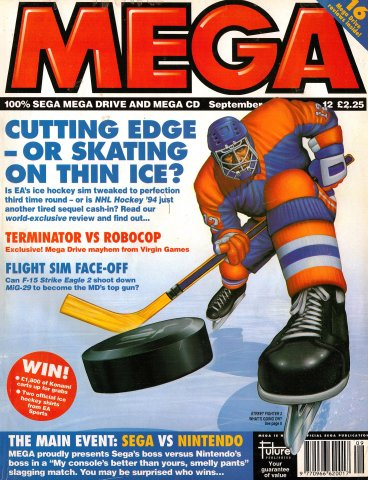 MEGA Issue 12 (September 1993)