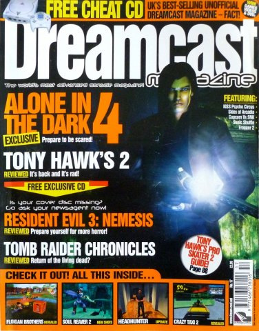 Dreamcast Magazine 17 (Christmas 2000)
