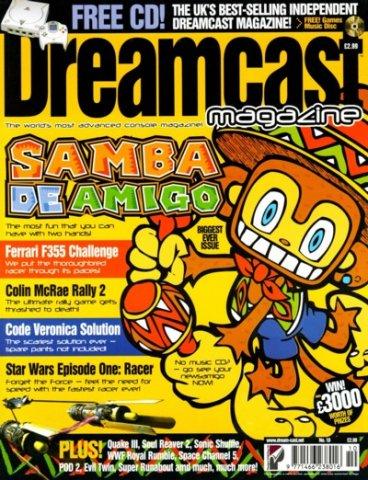 Dreamcast Magazine 10 (June 2000)