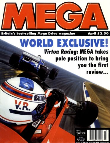 MEGA Issue 19 (April 1994)
