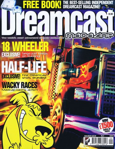 Dreamcast Magazine 09 (May 2000)