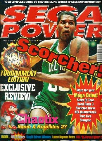 Sega Power Issue 65 (April 1995)